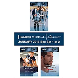 Harlequin Medical Romance January 2018 - Box Set 1 of 2: Pregnant with His Royal TwinsThe Surgeon King's Secret BabyTempted by Dr. Off-Limits