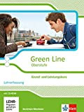 Green Line Oberstufe. Grund- und Leistungskurs, Ausgabe Nordrhein-Westfalen: Schülerbuch mit CD-ROM Klasse 11/12 (G8), Klasse 12/13 (G9) (Green Line Oberstufe. Ausgabe ab 2015)