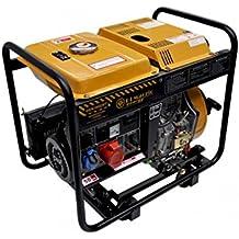 Generador eléctrico 6KW Trifásico - Diesel - Grupo electrógeno -