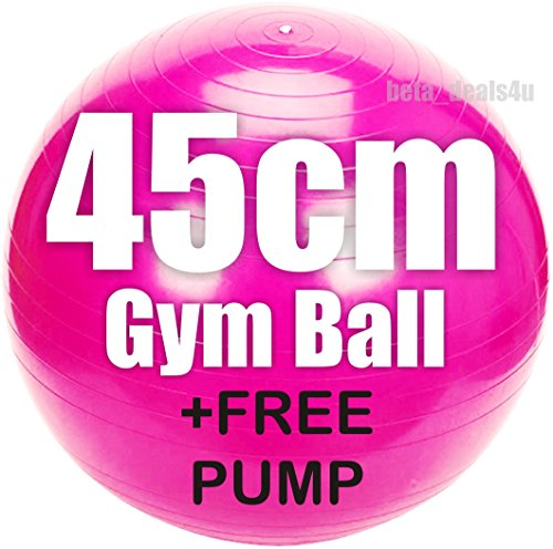 45cm Gym Ball – Exercise Balls & Accessories