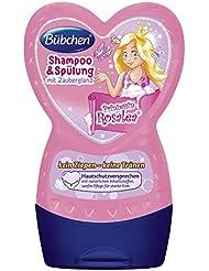 Bübchen Kids Prinzessin Rosalea Shampoo und Spülung, 4er Pack (4 x 230 ml)