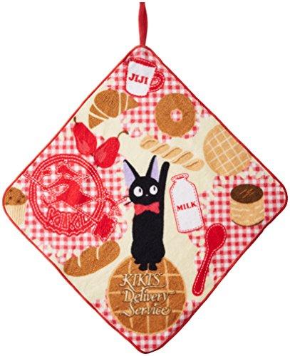 Outfits Dbz (Ghibli Kiki der Lieferung Service Handtuch mit Schlaufe (Frühstück) aus Japan)