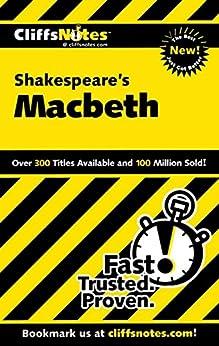 Cliffsnotes On Shakespeare's Macbeth (cliffsnotes Literature Guides) por Alex Went
