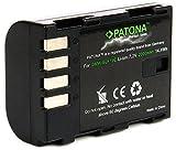Bundlestar Patona Premium Akku für Panasonic DMW BLF19 E (echte 2000mAh) mit Infochip Intelligentes Akkusystem - Für Panasonic Lumix DC GH5 DMC GH3 GH4 GH4R / Sigma BP-61 usw.