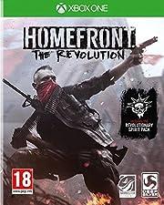 Deep Silver Homefront: The Revolution, Xbox One Básico Xbox One Inglés vídeo - Juego (Xbox One, Xbox One, FPS (Disparos en primera persona), M (Maduro))