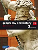 Geography and history. 3 Secondary. Savia: La Rioja, Murcia, Navarra, País Vasco, Galicia, Madrid,...