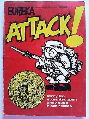 Eureka Attack! suppl.n.96 - Terry Lee, Sturmtruppen,Andy Capp, Historiettes FU05