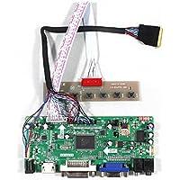 VSDISPLAY HDMI + VGA + DVI + Audio LCD controller