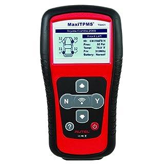 Autel Diagnosegerät Reifendruckkontrollsystem Diagnose Werkzeuge Tpms Scanner und Rdks Anlernen, TS401
