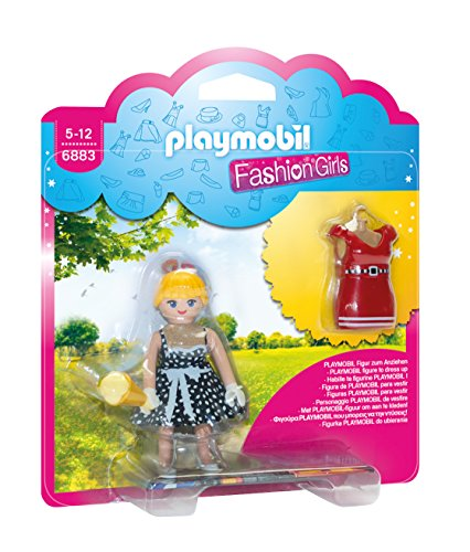 Playmobil Tienda Moda- Fifties Fashion Girl Figura