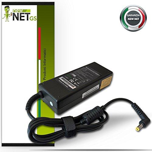 Alimentatore caricatore adattatore per PC Notebook ACER TRAVELMATE 3300 SERIE 19 V - 4,74 A - 90 W EXT 5,5 mm - INT 1,7 mm NewNet