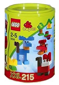 LEGO - 5516 - Jeu de construction - Créative Building DUPLO - Baril DUPLO - 216 Pièces