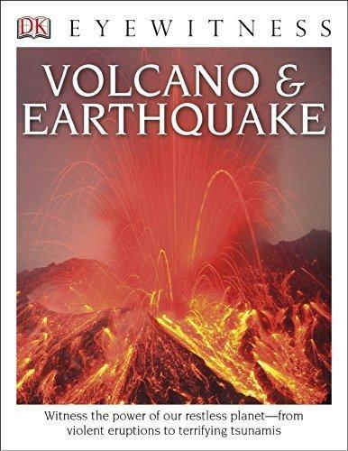 DK Eyewitness Books: Volcano & Earthquake by Van Rose, Susanna (2014) Paperback