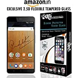 Roxel 2.5D 0.3mm Pro+ Tempered Glass Screen Protector For Smartron SRT