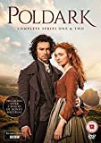 Poldark - Series 1-2 [DVD] [2016] UK-Import, Sprache-Englisch
