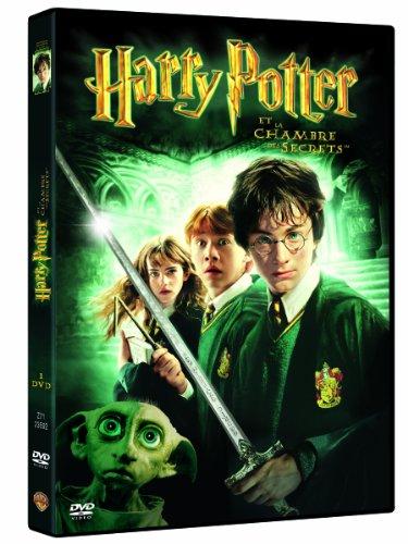 Preisvergleich Produktbild Harry Potter II,  Harry Potter et la chambre des secrets [FR Import]