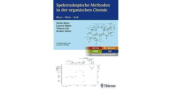 In organischen chemie methoden spektroskopische download der ebook