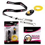 Best Barking Controls - SHENNOSI Dog Training Ultrasound Whistles for Control Barking Review