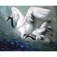 DH Murals impresión de Arte Lienzo Pintura al óleo Pintada a Mano Animal Pintado a Mano del Paisaje de la Sala de Estar de la Pintura al óleo