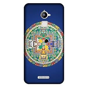Hamee Designer Printed Hard Back Case Cover for Asus Zenfone 3s Max Design 9299