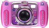 VTech 80-170894 - Kidizoom Duo mit Tragetasche, Digitalkamera, pink