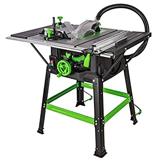 Evolution Power Tools FURY5 - S Multi-Purpose Table Saw, 1500 W, 230 V, 255 mm