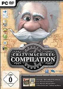Crazy Machines - Compilation - [PC]
