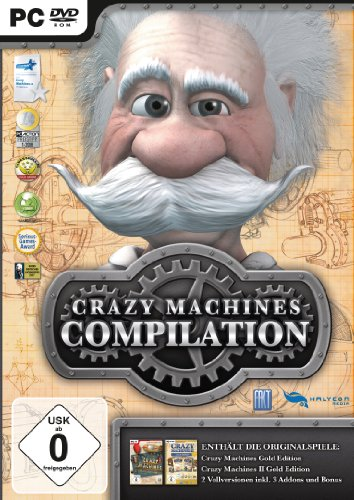 Crazy Machines - Compilation - [PC] (Incredible Machine)