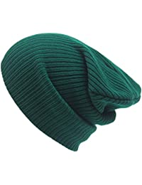 db73c923016e3 FAMILIZO los hombres son las mujeres beanie sombrero caliente de lana de  punto unisex gorra de