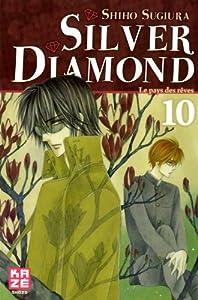 Silver Diamond Edition simple Tome 10