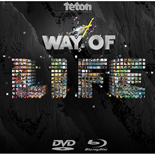 Teton Gravity CD, DVD Way of Life DVD
