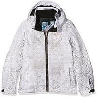 Brunotti Jazzo Jr Bambina Girls giacca, Bambina, Jazzo JR Girls Jacket, bianco