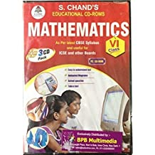 S.Chand Class VI Mathematics CBSE (CD)