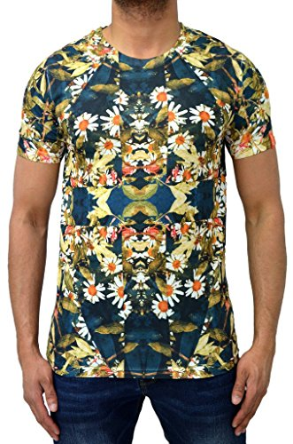 Juice Herren T-Shirt Gr. Medium,  - CONNOR Black
