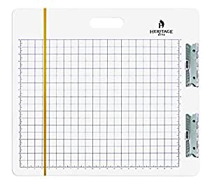 Heritage Arts GB2326 Gridded Sketch Board 23 inches x 26 inches