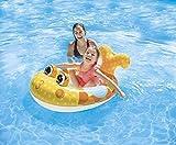 #4: Intex Gold Fish Pool Cruiser Float for 3-6 yr Kids