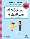 Cahier d'écriture Rémi et Colette GS