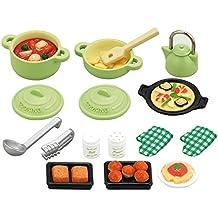 Sylvanian Family 2938 - Set da cucina - Quotidiano Casa