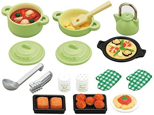 Sylvanian Families 2938 - Küchen-Koch-Set