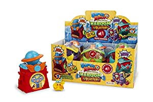 SuperZings- Kaboom Blaster Serie 3 Guarida Sonido y Figura Exclusiva, (Magic Box PSZSD661IN00)