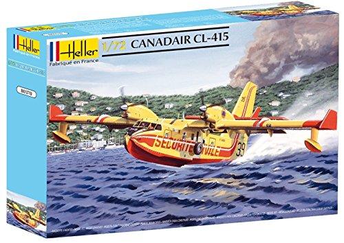 Glow2B Heller - 80370 - Maqueta para Construir- Canadair Cl 415 - 1/72
