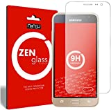 nandu I ZenGlass Flexible Glas-Folie für Samsung Galaxy J3 2016 Panzerfolie I Display-Schutzfolie 9H