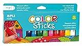 APLI Kids 14228 - Color Sticks 10 g 12 u.
