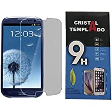 Fologar Protector de Pantalla de Cristal Templado 0,3 mm para Samsung Galaxy S3 SIII NEO I9301