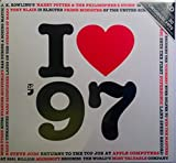 1997 Birthday Gifts - 1997 Chart Hits CD and 1997 I Heart Greeting Card
