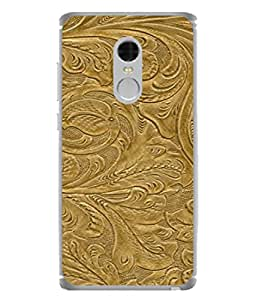 Fuson Designer Back Case Cover for Xiaomi Redmi Note 4 (2017 Edition) (Graffiti Embossed Interior Designer Men Women )