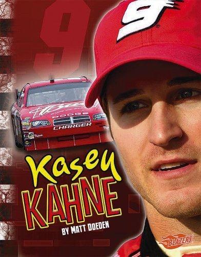 Kasey Kahne, Nascar (Kasey Kahne (Stars of NASCAR) by Matt Doeden (2008-09-01))