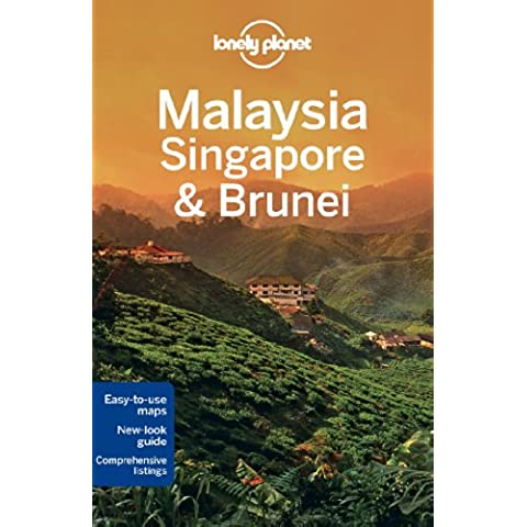 Malaysia, Singapore & Brunei 12 (Travel Guide)