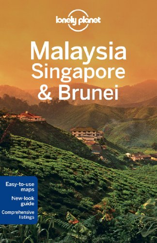 Malaysia, Singapore & Brunei 12 (Country Regional Guides)