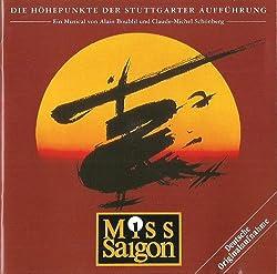 Miss Saigon Musical (Compilation CD, 16 Tracks)